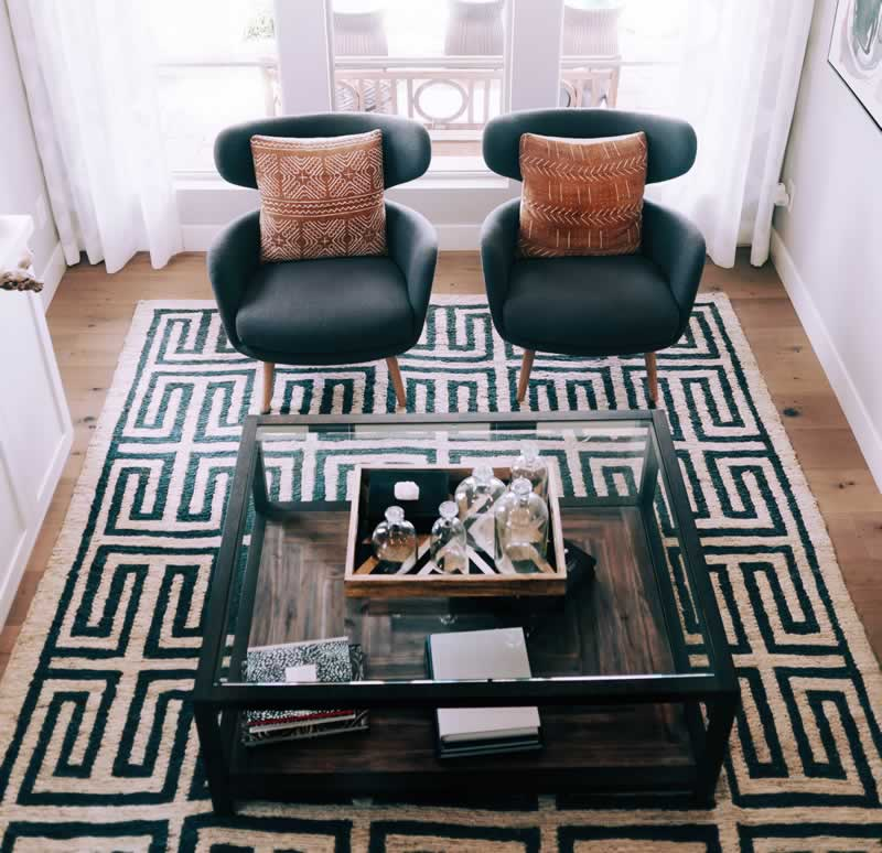 Southwest Interior Design Style and Southwest Rugs