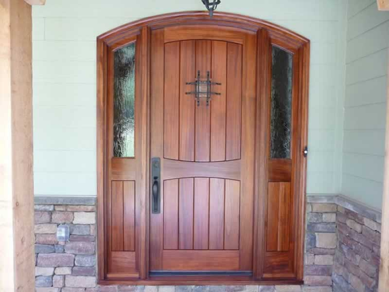 Top Practical Home Improvements You Should Consider - front door