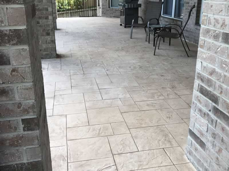 What You Need To Know About Stamped Concrete