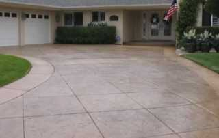 What you need to know about stamped concrete - stamped concrete driveway