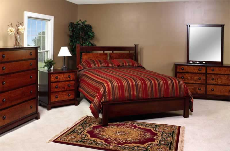 10 Reasons Why People Choose Solid Wood Furniture - bedroom