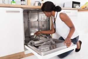 6 Rules for Good Kitchen Hygiene Everyone Should Follow - cleaning dishwasher