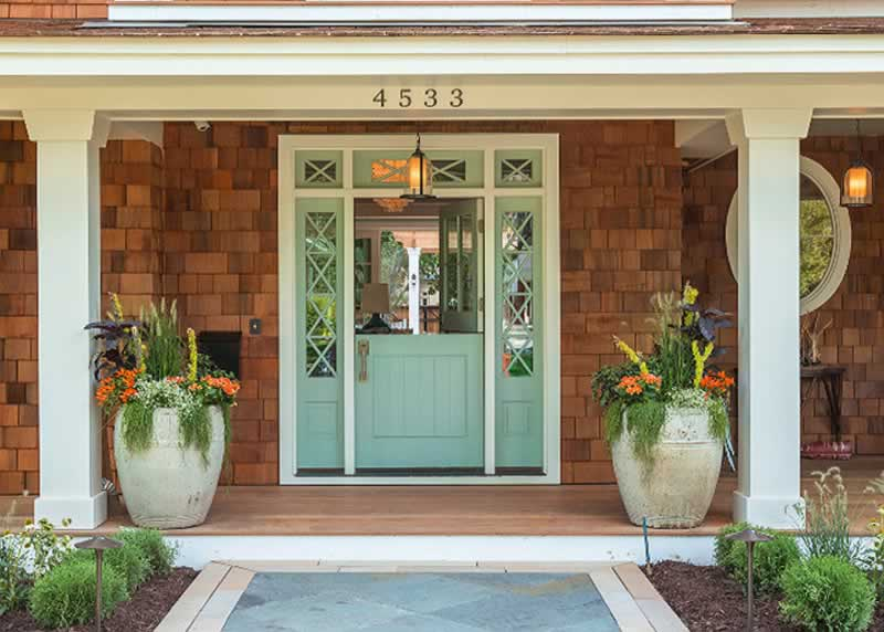 7 Essential Signs You Need a New Front Door - beautiful front door