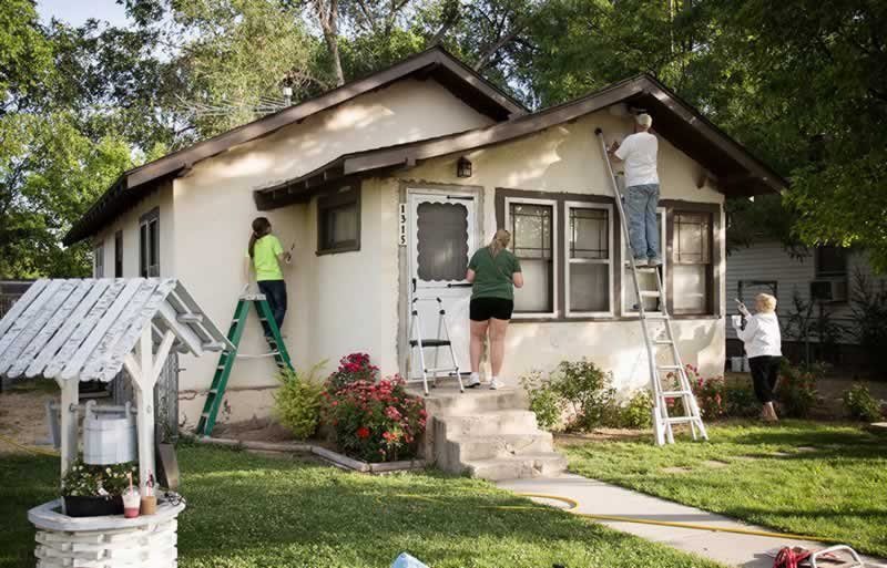 Best Home Improvement Tips - exterior