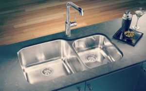 Differences between stainless steel sink vs Ceramic Sink - stainless steel sink
