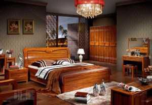 Five advantages of wooden furniture - bedroom