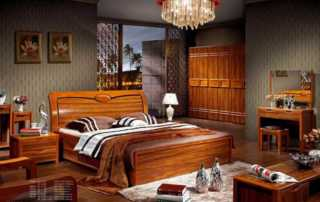 Five advantages of wooden furniture - bedroom