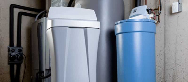 Home Maintenance Hacks - water softener