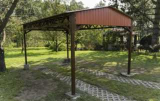 How Metal Carports & Garages Are Beneficial To Homeowners - carport