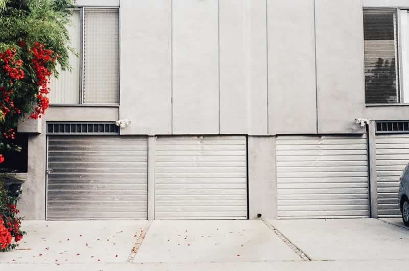 How to Fix These 7 Common Garage Door Problems - jammed door