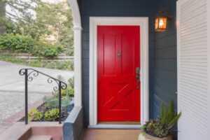 Repair a Front Door Handle