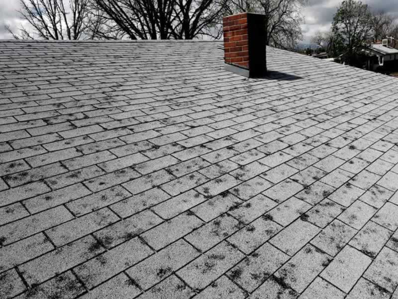 How to Spot Roof Damage from Hail, and What You Can Do About It - damaged roof