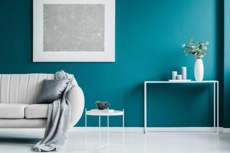 How you should pick the best paint color for your house - living room