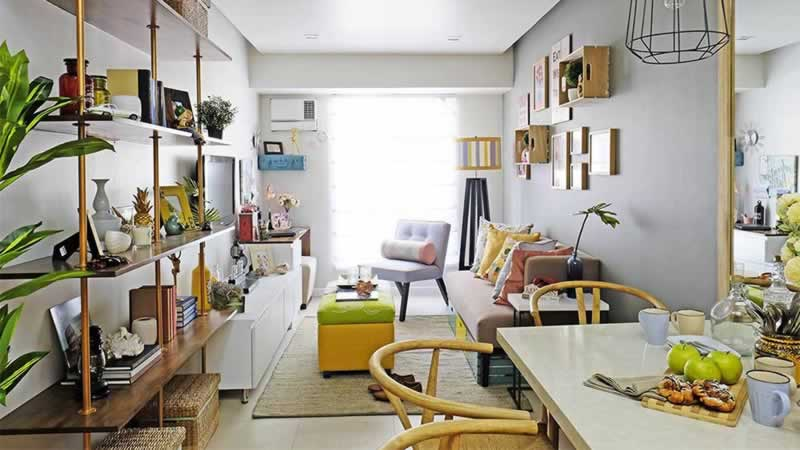Interior Design Solutions for a Small House - small house