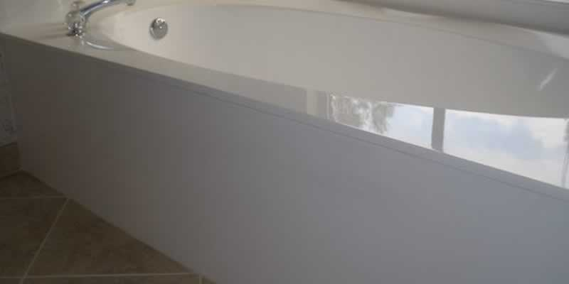 Replacing your bathtub - bathtub refinish