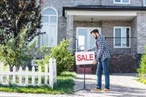 Selling A House Fast - sale sign