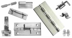 The Main Types of Hinges on the Market Today