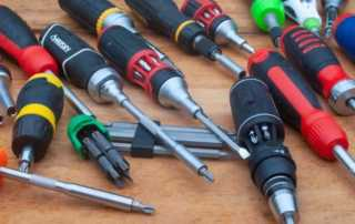 Tools You Need To Do Small Home Repairs Yourself - screwdrivers