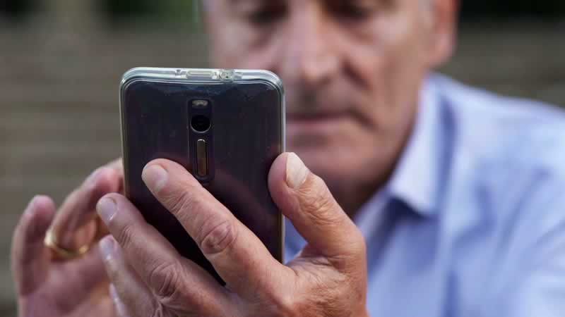 Why Aging in Place is Easier Than Ever Before - smartphone