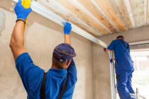 Why Hiring a Professional to Install or Repair Your Garage Door is Always a Good Idea - rails