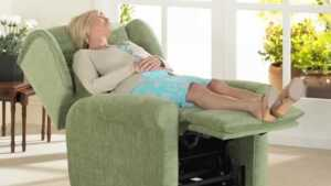 Why one should consider sleeping on their recliners
