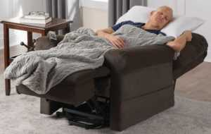 Why one should consider sleeping on their recliners - sleeping