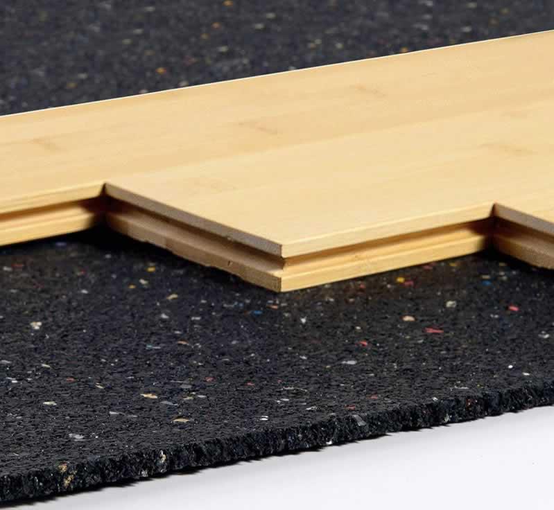 4 ways to soundproof a wooden floor