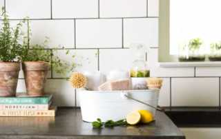 5 Simple Home Cleaning Tricks to Save Money - bucket