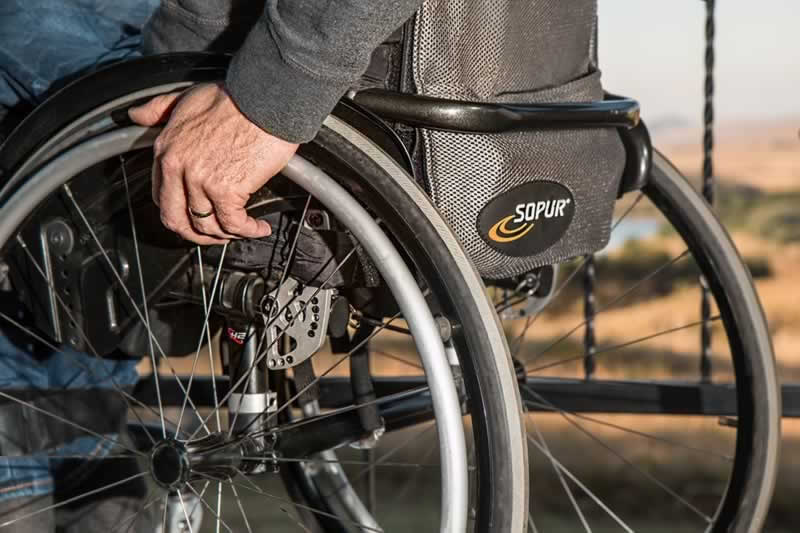 5 Tips to Make Your Home Wheelchair Friendly - wheelchair