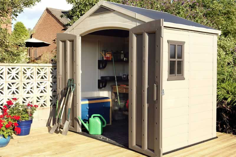 5 tips for choosing the right garden shed that suits your needs
