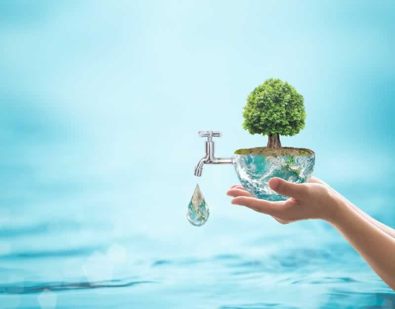 6 Simple Ways to Save Water at Home - planet