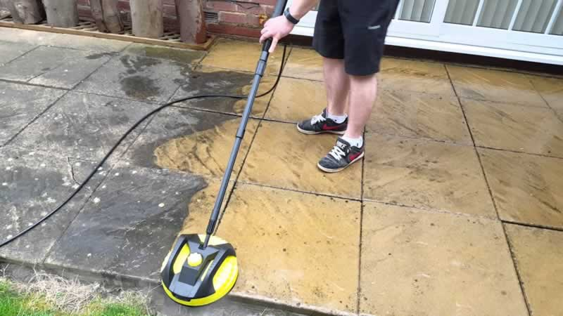 7 Essential Patio Cleaning and Maintenance Tips - surface cleaner