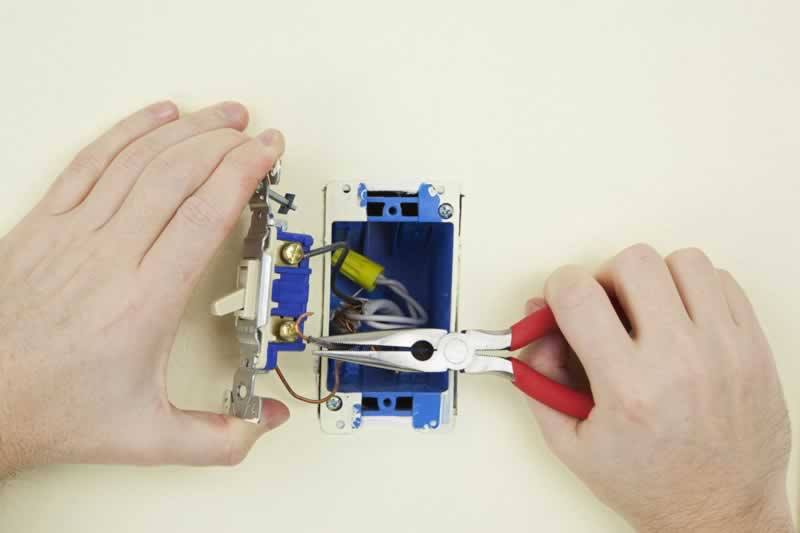7 Things to Fix Around the House Before They Get Worse - light switch