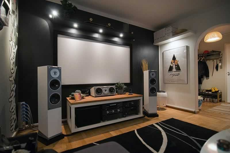 Crucial Components that You Should Consider When Building or Renovating Your Home Theater - speakers
