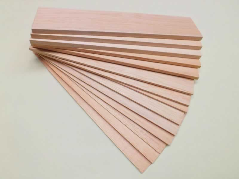 Different Types of Wood and Their Uses - balsa wood