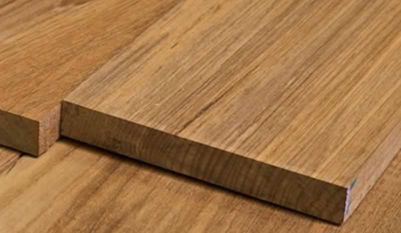 Different Types of Wood and Their Uses - teak