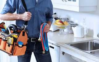Doing It Yourself is Great But Here's When to Call in the Professionals - plumber