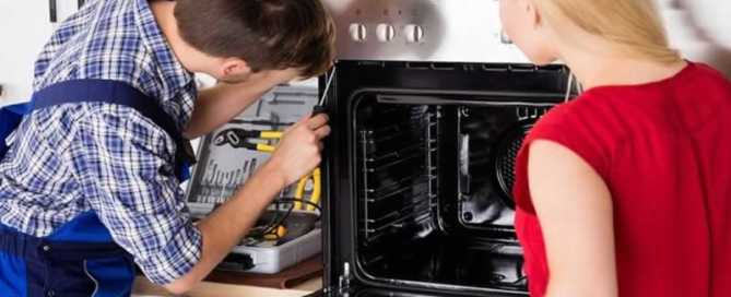 How To Find The Right Appliance Repair Company - repairing oven