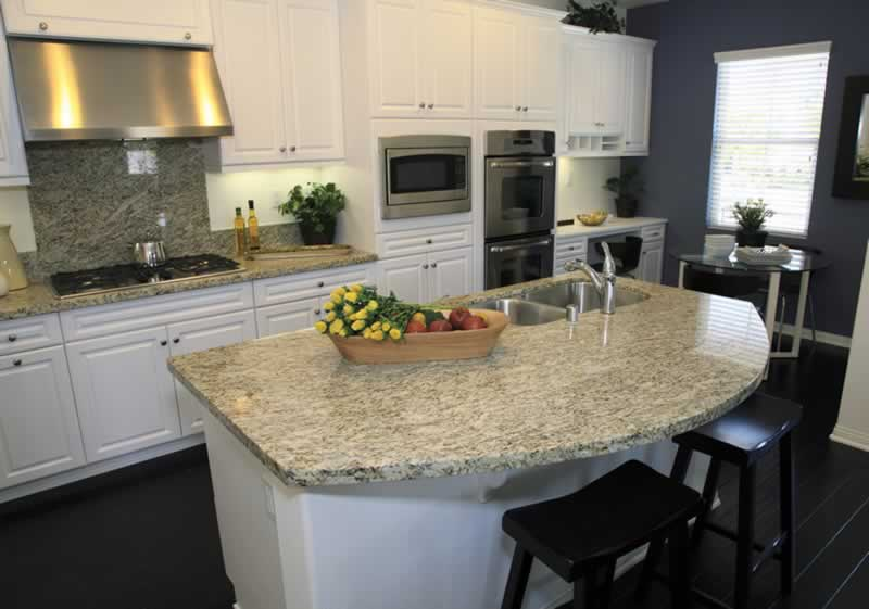 How kitchen safe while having garbage disposal - disposal in island