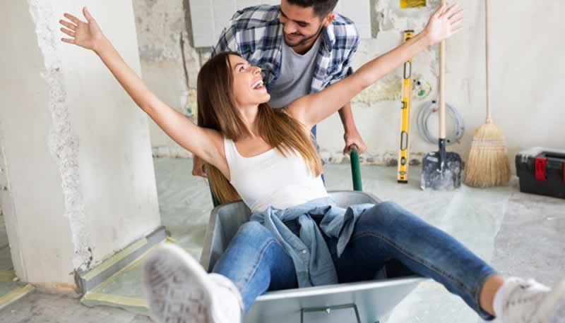 How to Fund a Home Renovation - renovating fun