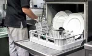 How to Get the Most Out of Your Commercial Dishwasher