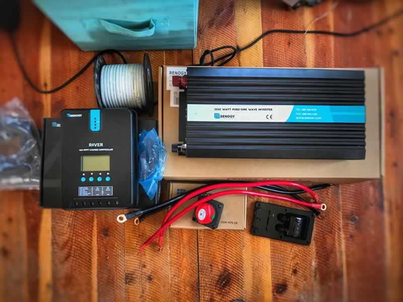 How to Install a Pure Sine Wave Inverter at Your Home