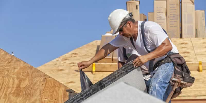 Things to think about when hiring a Roofing Contractor in the United States - underlayment