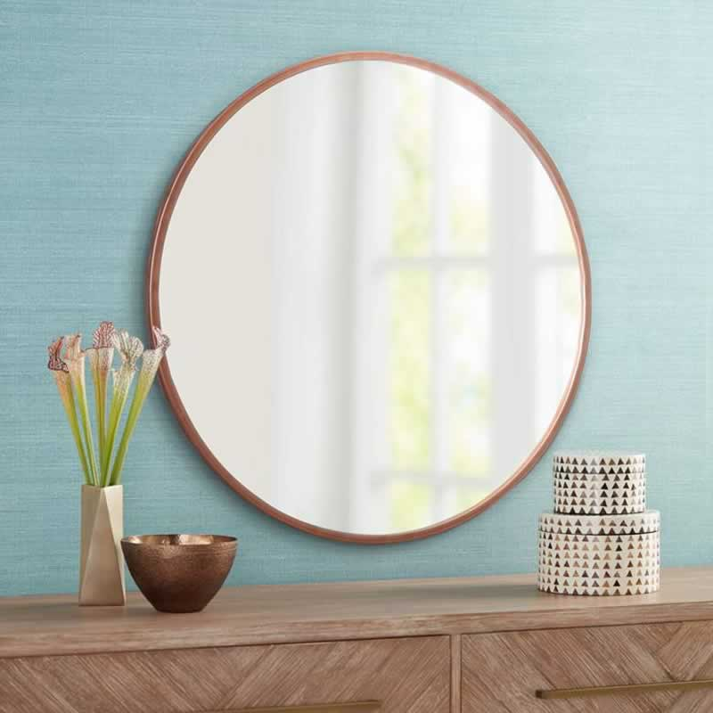 Things you should know before buying a rose gold mirror for your home