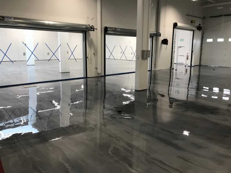 Tips On Maintaining And Cleaning Commercial Epoxy Flooring - beautiful flooring