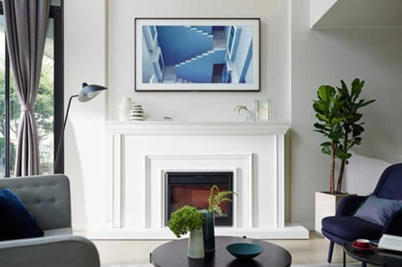 Transform Your Home into A Gallery With Samsung The Frame TV