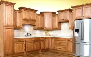 Updating Kitchen Cabinets on a Dime - beautiful kitchen cabinets