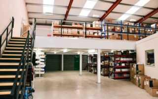 5 Tips To Choose A Mezzanine Floor For Your Business - mezzanine floor