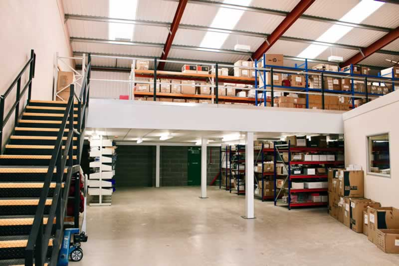 5 Tips To Choose A Mezzanine Floor For Your Business - mezzanine floor