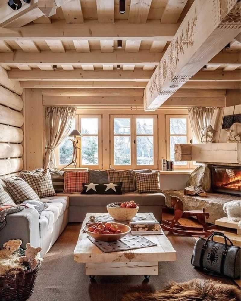 9 Fall Decorating Ideas for a Stylish and Cozy Home - rustic fall design